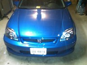 Clean 2000 Honda Civic Si For Sale