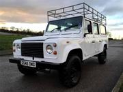 Land Rover 1989 1989 - Land Rover Defender