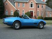 Chevrolet Corvette 60100 miles