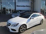 2014 mercedes-benz Mercedes-Benz: E-Class e350