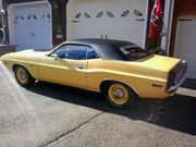 1970 Dodge Challenger RT Hardtop 2-Door