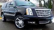 2013 Cadillac Escalade Platinum Sport Utility 4-Door