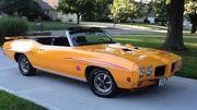 1970 Pontiac GTO 115500 miles