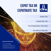 Expat Tax or Expatriate Tax Services   Tax Preparation Services