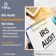 IRS Audit Representation Services   Tax Accountant in Herndon