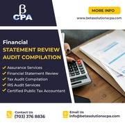Certified Public Accountants in Tysons   Assurance services