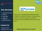 SAP S4 HANA Implementation Partner in Virginia