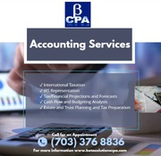 Best Accounting Services in Tysons,  Virginia   Beta Solutions CPA