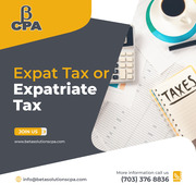 Tax Preparation Services in Tysons   Beta Solutions CPA